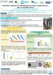 Seawater treatment by ultrafiltration during a coastal bloom: case of shellfish farms